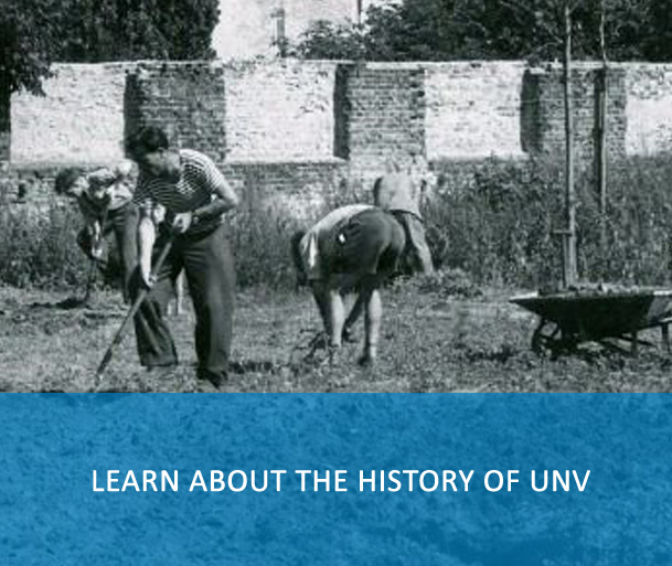 Learn about the history of UNV