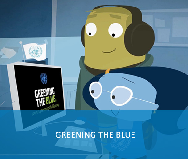 E-Course: Greening the Blue - A path of true environmental sustainability will require all of us to take action and integrating 'greening' considerations into our day-to-day work and decision-making. Take the UNDP-UNEP tutorial to learn how you, as an individual, can contribute to 'greening' UNDP operations and learn about your own work-related carbon footprint.