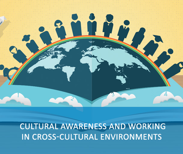 "E-Course: Cultural awareness and working  in cross-cultural environments - UN Volunteers must complete the training prior to departure to the duty station. Upon completion, update information on My Profile under ""Other Qualifications, short courses and trainings"" in VMAM. Keep certificates of completion with you for record and spot check. This information is used to monitor and report on compliance."