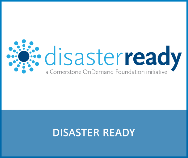 DISASTER READY - UN Volunteers can access personal and professional development opportunities online through DisasterReady. DisasterReady was developed in partnership with the United Nations, Red Cross, and various international organizations. UNV is unable to provide any helpdesk support, please contact the learning platform directly.