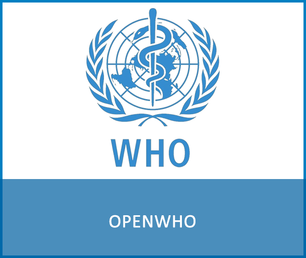 OpenWHO - OpenWHO is WHO's new interactive, web-based, knowledge-transfer platform offering online courses to improve the response to health emergencies.