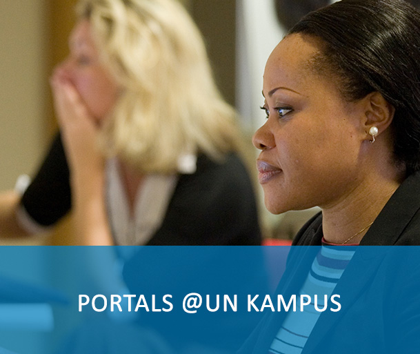 PORTALS @UN KAMPUS - The e-learning platform from UN System Staff College provides a range of free online courses.