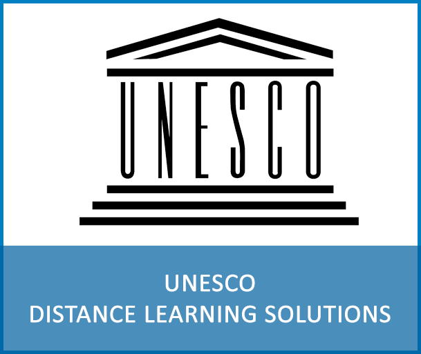 UNESCO – Distance learning solutions