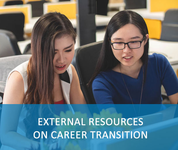 External Resources on Career Transition