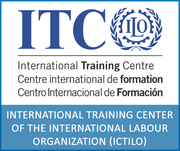 INTERNATIONAL TRAINING CENTER OF THE INTERNATIONAL LABOUR ORGANIZATION (ICTILO) - The International Training Centre of the International Labour Organization promotes learning, knowledge-sharing, and institutional capacity-building programmes for governments, workers' and employers' organizations, and development partners. It provides a number of free self-guided e-Learning courses for all.