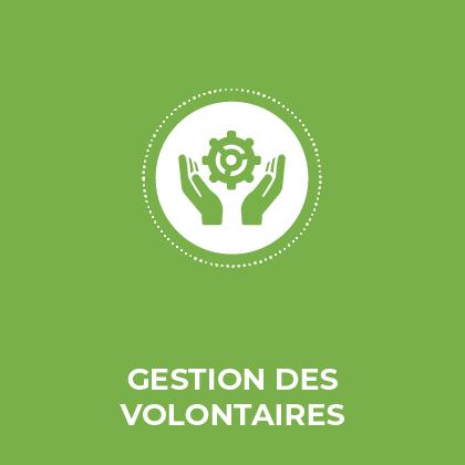 Gestion des volontaires