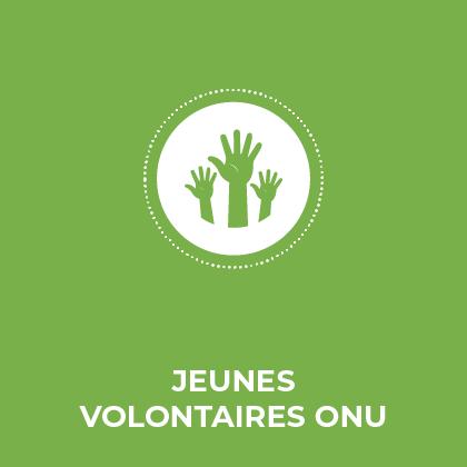 Jeunes volontaires ONU