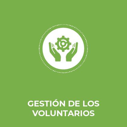 Gestiòn de los voluntarios